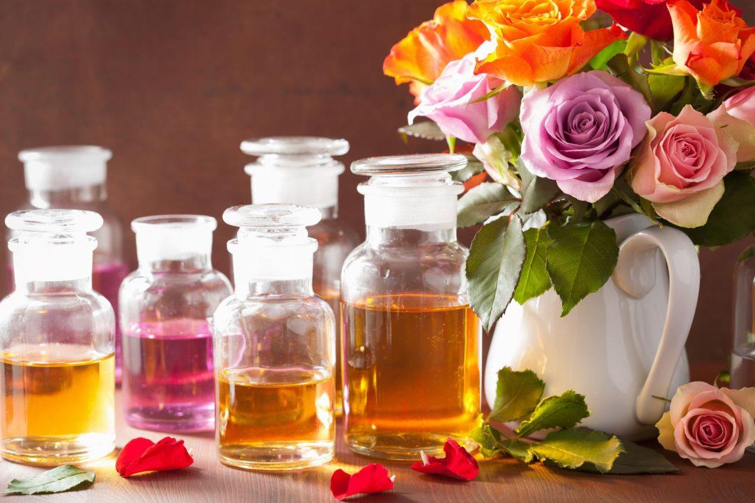 aromaterapia a prato
